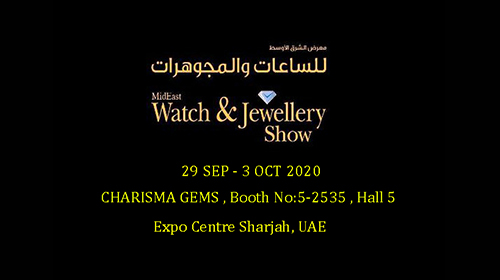 48th & 49th  Watch & Jewellery Middle East Show 2020